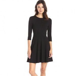 The Vintage Shop Flirty Dress in Black